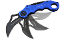 Karambit Blade Spring Assisted Pocket Knives