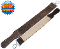 "18"" Straight Razor Leather Sharpening Strop"
