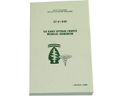 Medical Handbook - US Army Special Forces Field Manual Guide