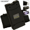 25,000,000 Volt Black Stun Gun Built-In Charger Light & Case