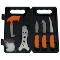 Big Game Field Dressing Skinning Knife Set w/ Case