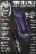 2 Police Magnum OC17 Keychain Pepper Spray - Purple Cases