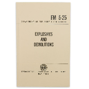 explosives and demolitions army field manual guide book rh knife kingdom com army field guide survival army field guide leadership