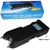 Flashlight Stungun 2,000,000 Volt Built-In Charger Stun Guns