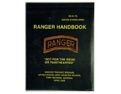 US Army Rangers Field Manual Guide Book