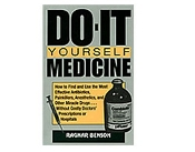 Do It Yourself Medicine Instruction Guide Book