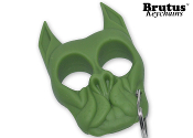 Brutus Self Defense Keychain Green